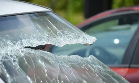 Ατύχημα παράθυρο αυτοκινήτου