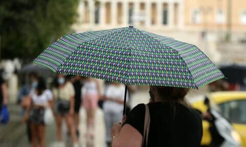 Κακοκαιρία «Αθηνά»: Βροχές, καταιγίδες και χαλάζι - Πότε θα «χτυπήσει» την Αττική