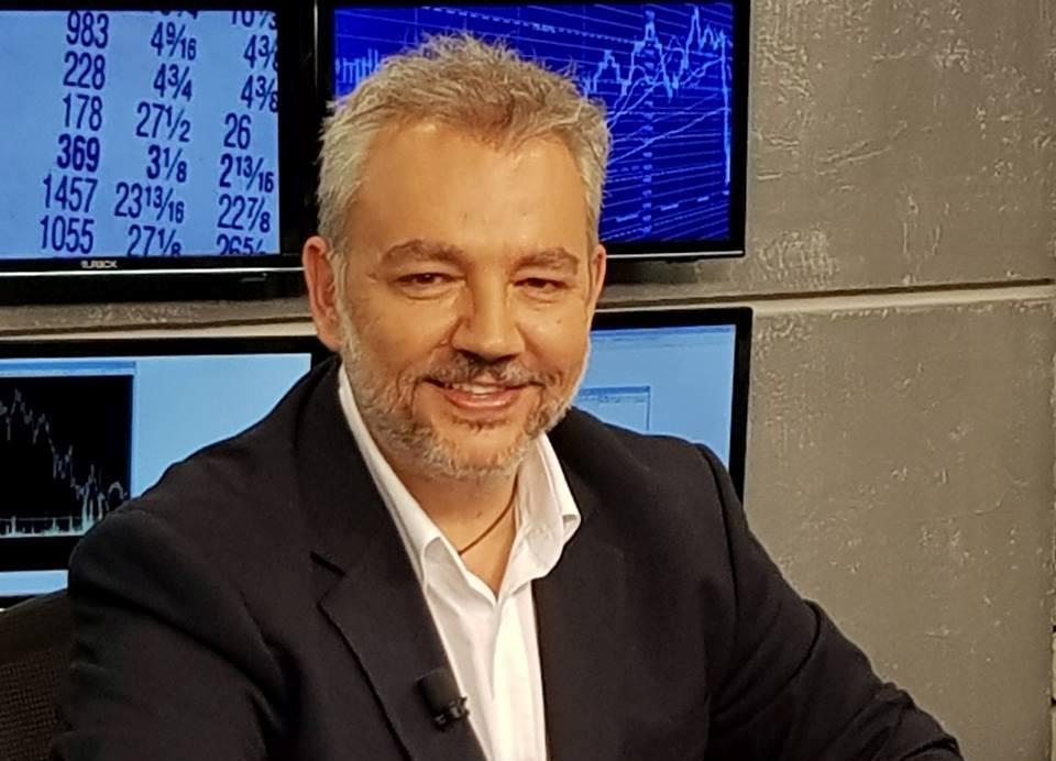 Γιάννης Χατζησαλάτας - Οικονομικός Σύμβουλος