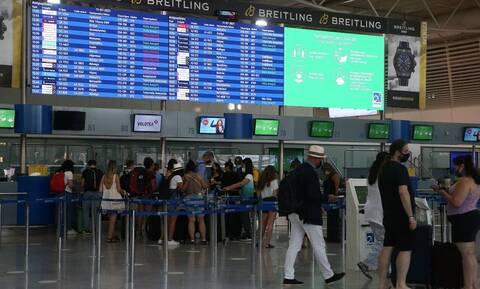 Ανακάμπτει η κίνηση στον Διεθνή Αερολιμένα Αθηνών - 1,7 εκατ. οι ταξιδιώτες τον Σεπτέμβριο