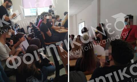Ιωάννινα - Κορονοϊός: Απίστευτο συνωστισμό σε μάθημα καταγγέλλουν φοιτητές του Πανεπιστημίου