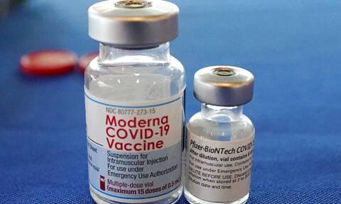 Σουηδία - Κορονοϊός: «Παγώνει» το εμβόλιο της Moderna για τους κάτω των 30 ετών