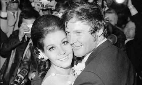 Πέθανε η ηθοποιός Λουίζα Ματτιόλι - Ήταν η τρίτη σύζυγος του Ρότζερ Μουρ
