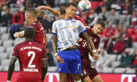 Bundesliga: Οι ανεμβολίαστοι ποδοσφαιριστές της Χέρτα θα πληρώνουν μόνοι τους τα τεστ!