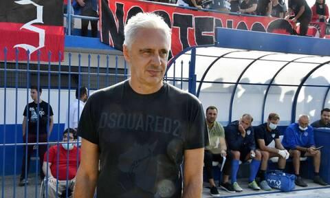Κύπελλο Ελλάδας: Τραυματίστηκε ο Χαραλαμπίδης μετά την κροτίδα στο Παναχαϊκή-Αιγάλεω