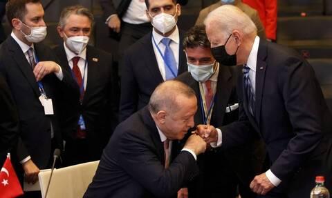 Ερντογάν: Τον... τρόμαξαν Rafale και «οχιές»! Παζάρι με Πούτιν και Μπάιντεν και αίτημα για 120 F-16