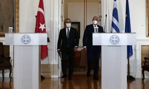 Εκνευρισμός στην Αθήνα για την εμπρηστική επιστολή της Άγκυρας - Τι θα απαντήσει στον ΟΗΕ