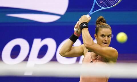 Μαρία Σάκκαρη: Έτσι «κλειδώνει» την ιστορική παρουσία στα WTA Finals