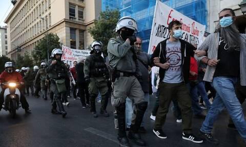 ΕΛ.ΑΣ: Προανάκριση και ενημέρωση Εισαγγελέα για το πανεκπαιδευτικό συλλαλητήριο