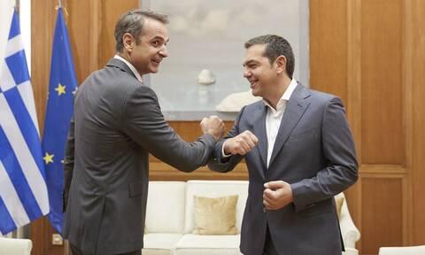 «Μάχη» στη Βουλή για την ελληνογαλλική συμφωνία – Το μήνυμα Μητσοτάκη για ιστορικές ευθύνες