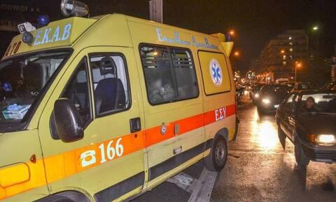 Βόλος: Σε κρίσιμη κατάσταση νεαρός που τραυματίστηκε σε τροχαίο στον περιφερειακό