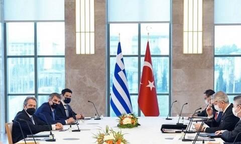 Γιατί οι Τούρκοι έθεσαν ζήτημα εθνικής κυριαρχίας στον 63ο γύρο των διερευνητικών επαφών