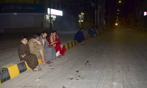 Σεισμός στο Πακιστάν: 20 νεκροί και μεγάλες καταστροφές από τα 5,7 Ρίχτερ