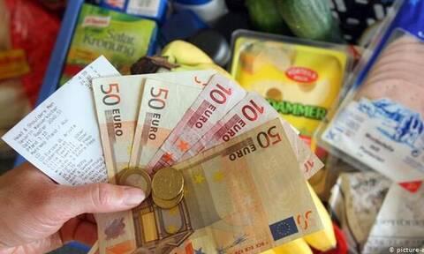 Ο φόβος του πληθωρισμού της πανδημίας στην ζώνη του ευρώ