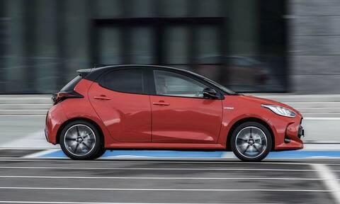 Το νέο Mazda 2 θα είναι Toyota Yaris με άλλο σήμα