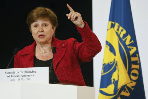 Πυρετός διαβουλεύσεων στο ΔΝΤ για την υπόθεση Γκεοργκίεβα