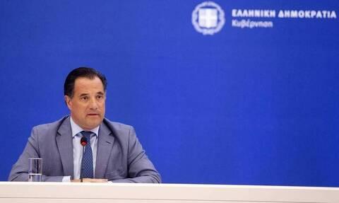 Γεωργιάδης: Νέα μέτρα εάν χρειαστεί για να αντιμετωπισθεί το κύμα ανατιμήσεων