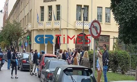 Θεσσαλονίκη: Τηλεφώνημα για βόμβα στα Διοικητικά Δικαστήρια