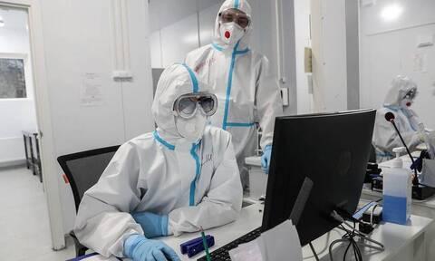 В России за сутки выявили 27 550 заразившихся коронавирусом. Это максимум с 31 декабря
