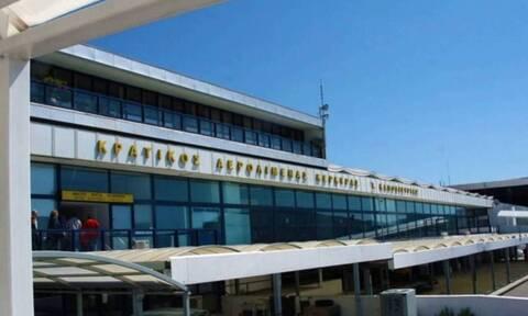 Четыре самолета не смогли приземлиться на Корфу из-за непогоды