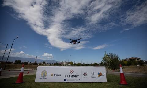 Ασφάλιση του πρώτου drone διανομής φαρμάκων από την Anytime της INTERAMERICAΝ