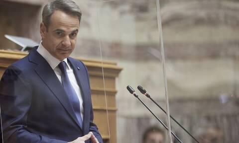 Μητσοτάκης σε Τσίπρα: Πείτε μας αν θα καταγγείλετε την ελληνογαλλική συμφωνία