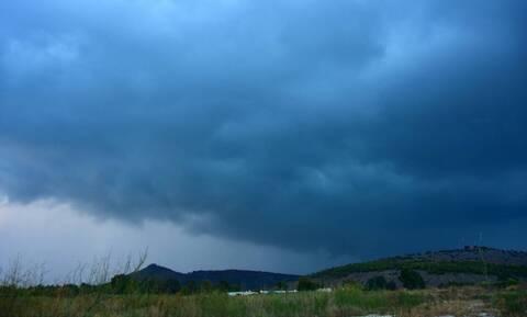 Κακοκαιρία Αθηνά: Ισχυρές καταιγίδες την Παρασκευή - Ανησυχία για τις πυρόπληκτες περιοχές
