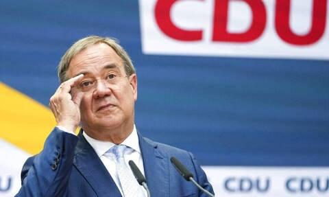 Γερμανία: Παραιτήθηκε από πρόεδρος του CDU ο Άρμιν Λάσετ