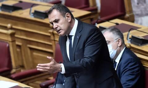 Παναγιωτόπουλος σε ΣΥΡΙΖΑ: Μην εκνευρίζεστε! Αφήστε για τους απέναντι τον εκνευρισμό
