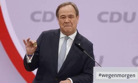 Γερμανία: Αλλαγή αρχηγού και του συνόλου της ηγεσίας του CDU προανήγγειλε ο Άρμιν Λάσετ