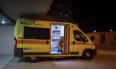 Τραγωδία στο Βόλο: Νεκρός σε τροχαίο 46χρονος μοτοσικλετιστής