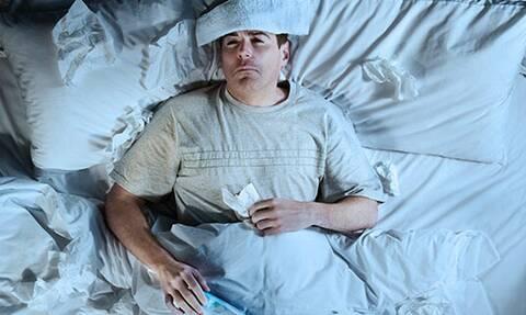 Γιατί οι άντρες γκρινιάζουν περισσότερο όταν αρρωσταίνουν;