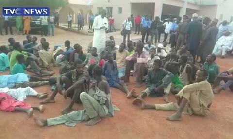 Επιχείρηση στη Νιγηρία: Οι αρχές απελευθέρωσαν 187 ομήρους