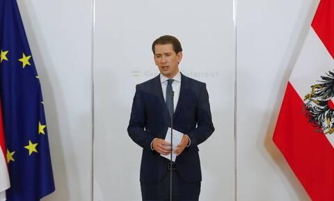 Πολιτική κρίση στην Αυστρία: Έρευνα για διαφθορά σε βάρος του Σεμπάστιαν Κουρτς