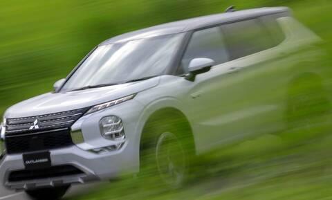 To νέο Mitsubishi Outlander PHEV θα έχει πολύ εξελιγμένη τετρακίνηση