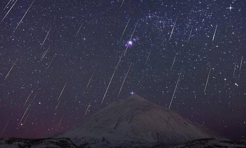 «Βρέχει» αστέρια σήμερα: Η αρχή γίνεται με τους Δρακοντίδες