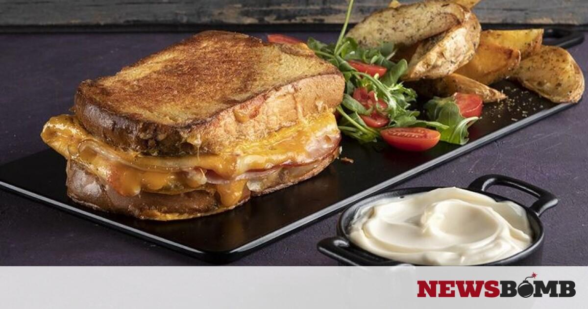 facebookomeleta sandwich