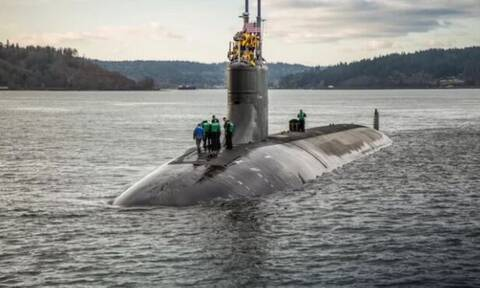 Θρίλερ με το ατύχημα αμερικανικού υποβρυχίου στη Σινική Θάλασσα – 11 ναύτες τραυματίστηκαν