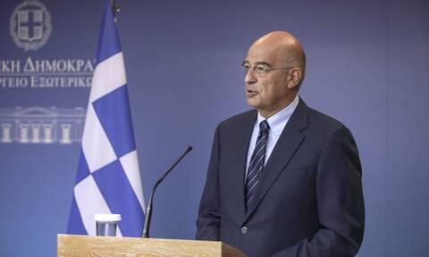 Δένδιας: Ισχυροί δεσμοί Ελλάδας και Αραβικού κόσμου – Νέα «καρφιά» στην Τουρκία