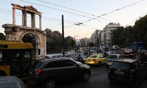 С 25 октября в Афинах снова возобновляются ограничения на въезд автотранспорта в центр города