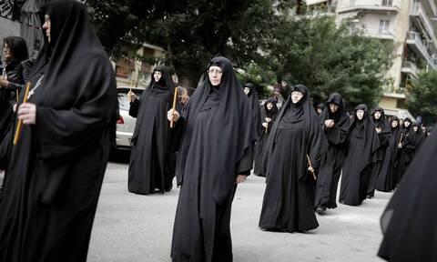 Θεσσαλονίκη: Νεκρές τρεις μοναχές σε μοναστήρι που δεν είχαν εμβολιαστεί