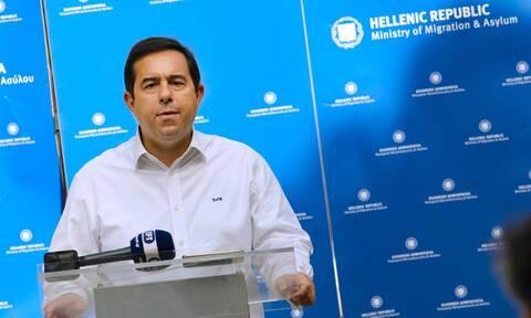 Μηταράκης: Ο ΣΥΡΙΖΑ αναπολεί το δράμα του 2015 – Δεν θα επαναληφθεί