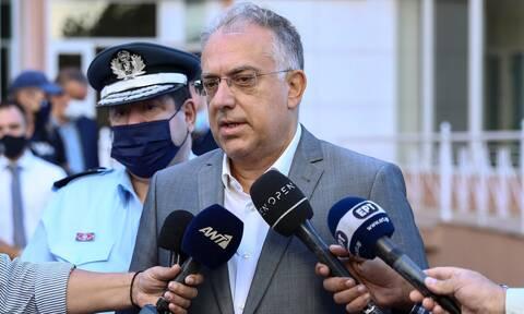 Σε Θεσσαλονίκη και Έβρο μεταβαίνει ο υπουργός Τάκης Θεοδωρικάκος
