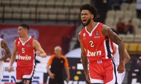Euroleague: «2 στα 2» ο Ολυμπιακός, καλή εμφάνιση ο Αντετοκούνμπο – Highlights και βαθμολογία (vids)