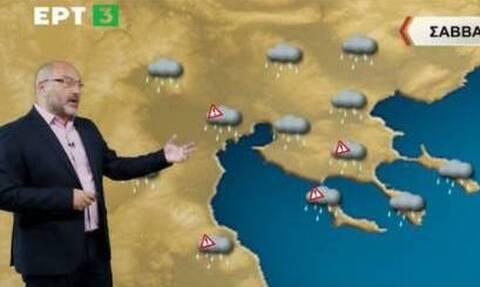 Προειδοποίηση Αρναούτογλου: Στο μάτι της κακοκαιρίας η Θεσσαλονίκη - Προσοχή το Σαββατοκύριακο