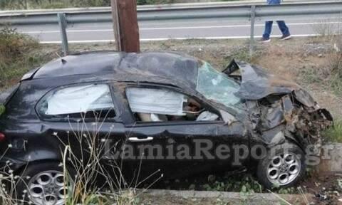 Τραγωδία στην Αθηνών - Λαμίας: Νεκρός 22χρονος σε φρικτό τροχαίο