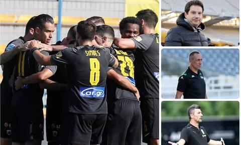 AEK: Άμεσα ο αντί-Μιλόγεβιτς - H λίστα για τον επόμενο προπονητή (photos)