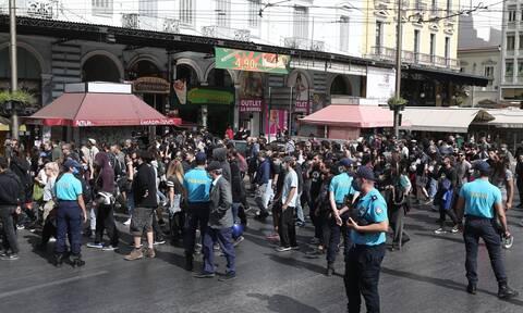 Σχέδιο «ανοιχτό κέντρο» στην Αθήνα – Τι προβλέπει ο νόμος για τις πορείες