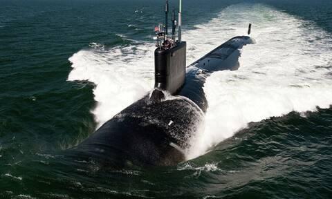 Θρίλερ στον Ειρηνικό: Στη νήσο Γκουάμ το πυρηνικό υποβρύχιο των ΗΠΑ - 11 μέλη τραυματίες, 2 σοβαρά