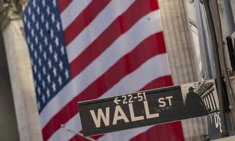 ΗΠΑ: Με μικρή πτώση έκλεισε η Wall Street